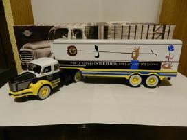 Camiones Articulados 1/43