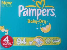 Pampers, Mamia, Lille Go, Bleer, Coop, Libero