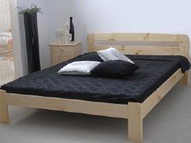 Akcija! Nauja medinė lova 180x200 tik 120eur - nuotraukos Nr. 7