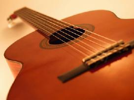 Gitara, pianinas, smuikas. Pamokos visiems