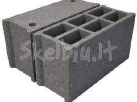 Pamatu blokai blokeliai Perdanga Teriva pamatai - nuotraukos Nr. 4