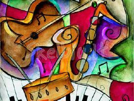 Muzikos instrumentų krautuvėlė