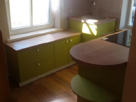 Virtuvės baldai, nestandartiniai baldai - nuotraukos Nr. 6