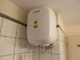 Boilerių remontas, išvalymas Vilniuje