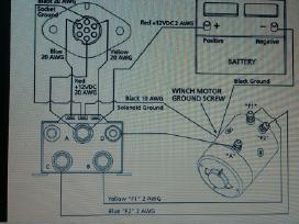 Gerve , pultas 12v 24v elektrines gerves rele 450a