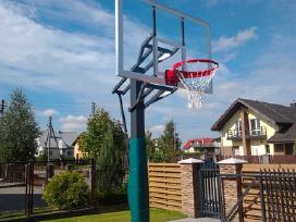 Rimtas krepšinio stovas prie namų - nuotraukos Nr. 8