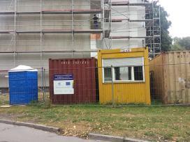 Fasadų šiltinimas Renovacija Pastolių nuoma - nuotraukos Nr. 16