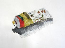 Paauglių piešimo ir tapybos pamokos senamiestyje