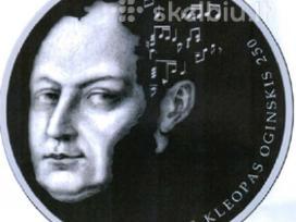 Mykolo Kleopo Oginskio 250-osioms gimimo metinėms