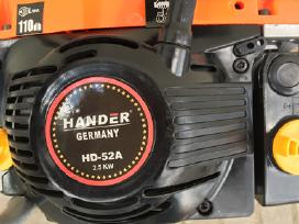Benzininis pjūklas Hander 2,5kw - nuotraukos Nr. 3