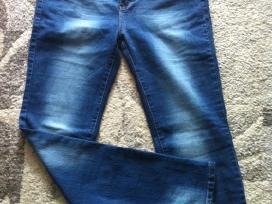 Nauji siaurėjantys džinsai