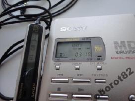 Minidisc Sony.pioneer.kenwood,technics Japan. - nuotraukos Nr. 8