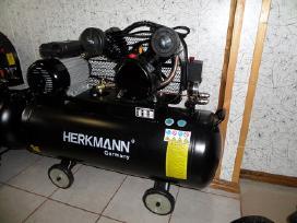 Oro kompresoriai Herkmann