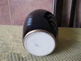 Vaza Lfz - Kobaltas , Auksuota ..zr. foto