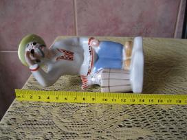 Porceliano Statulele Is CCCP .zr. foto.