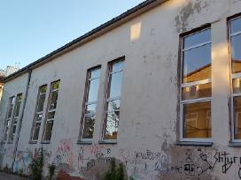 Langų ir stiklinių fasadų valymas su Ionic sistema - nuotraukos Nr. 10