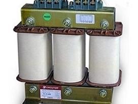 Reaktorius - filtras kondensatoriams