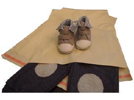 Vokai drabužiams siųsti S ir M dydis