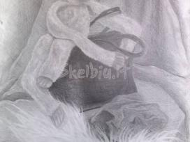 Piešimas, tapyba, kompozicija. nuotolinis ir. - nuotraukos Nr. 5