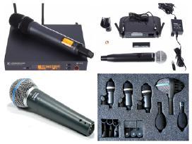 Garso aparaturos nuoma - instrumentų nuoma