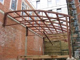 Metalo Konstrukcijų Suvirinimo Darbai