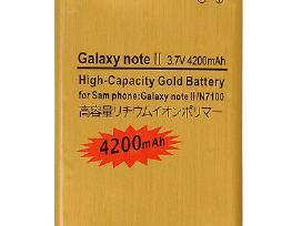 Samsung Galaxy Note 2 padidintos talpos baterija