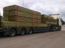 Negabaritinių krovinių gabenimas (tralo nuoma)