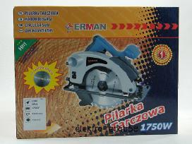 1,75 Kw Diskiniai Pjūklai Erman Em-cs 128