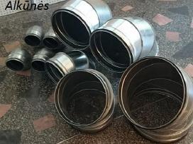 Ortakiai, ventiliaciniai vamzdžiai,fasoninės dalys - nuotraukos Nr. 2