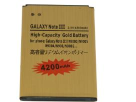 Samsung Galaxy Note 3 padidintos talpos baterija