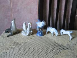 Porceliano Statuleles.zr. Foto .Be Defektu