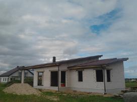 Individualių namų statyba. Kiti statybos darbai