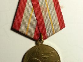 Medalis 60 metu Ssr karinems pajegoms