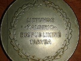Lietuviskas medalis - nuotraukos Nr. 2