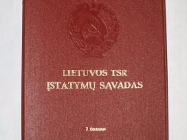 Lietuvos Tsr segtuvai
