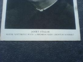 """,Josifas Stalinas"""" atvirukas - nuotraukos Nr. 3"""