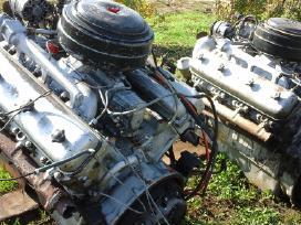 Maz Kraz Jamz-238-236 varikliai