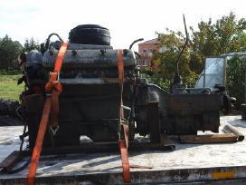 Maz Kraz Jamz-238-236 varikliai - nuotraukos Nr. 2