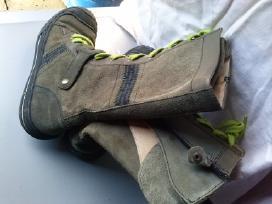 Auliniai batai mergaitei 35d. rudeniui/pavasariui