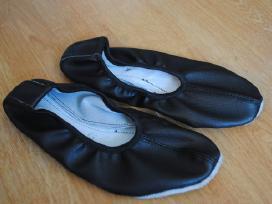 Češkės juodos/baltos įvairių dydžių