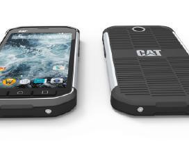 Nauji Caterpillar telefonai su Garantija