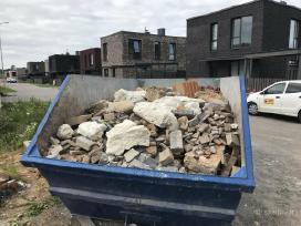 Statybinių konteinerių nuoma Vilniuje ir Kaune