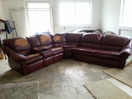Minkštų baldų pervilkimas ir restauravimas - nuotraukos Nr. 2
