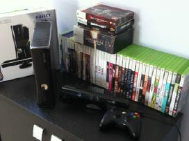 Xbox360 atrištas +naujausižaidimai+garantija 12mėn