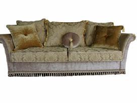 Klasikinė sofa-lova nuo 550 Eur