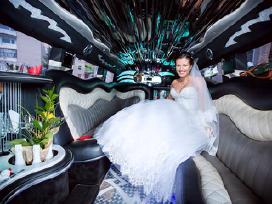 Limuzinu nuoma limuzino limuzinai vestuvems - nuotraukos Nr. 9