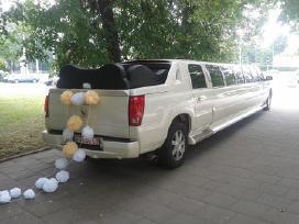 Limuzinu nuoma limuzino limuzinai vestuvems