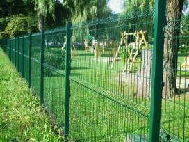 Segmentinės, tinklinės, medinės tvoros, vartai! - nuotraukos Nr. 2