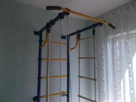 Gimnastikos-sportinė sienelė - nuotraukos Nr. 2