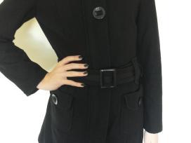 Juodas Orsay paltukas